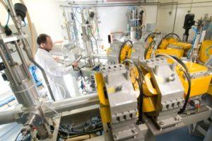 Le Cyclotron Arronax est sollicité dans le cadre du programme Tharget Oncologie nucléaire du SIRIC ILIAD pour la production de radiopharmaceutiques innovants