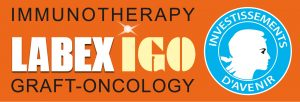 labex IGO, programme d'excellence en synergie avec le SIRIC