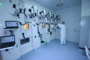Radiopharmacie d'Arronax