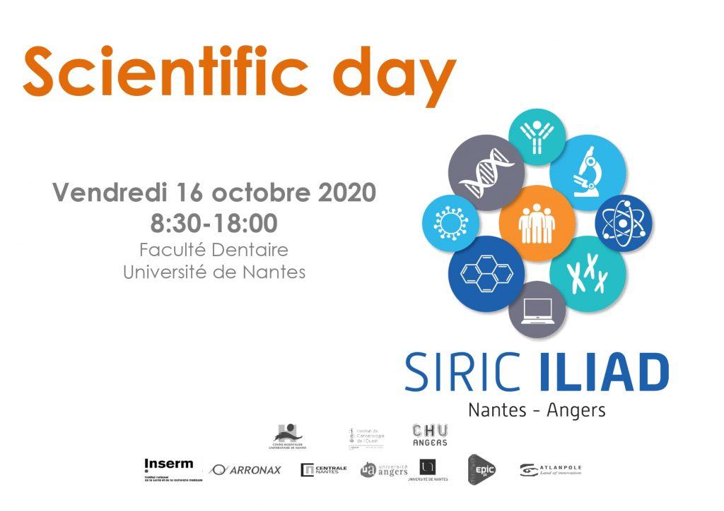 3ème journée scientifique SIRIC ILIAD