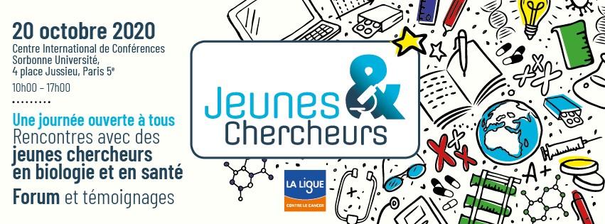 Journée de rencontres Jeunes & Chercheur