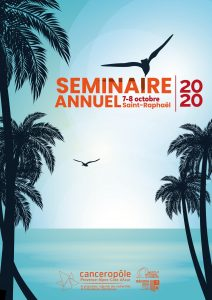 Seminaire annuel 2020 cancéropôle PACA