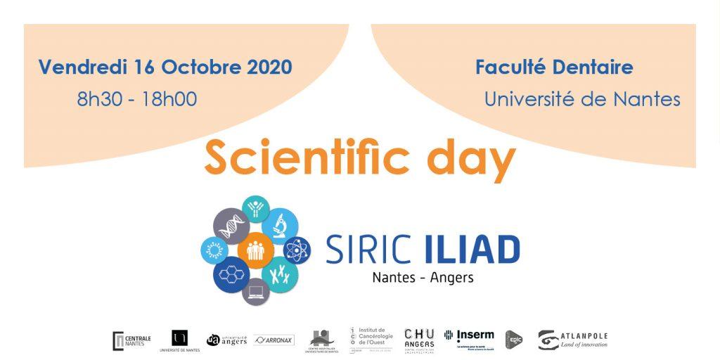 3ème Journée scientifique affiche
