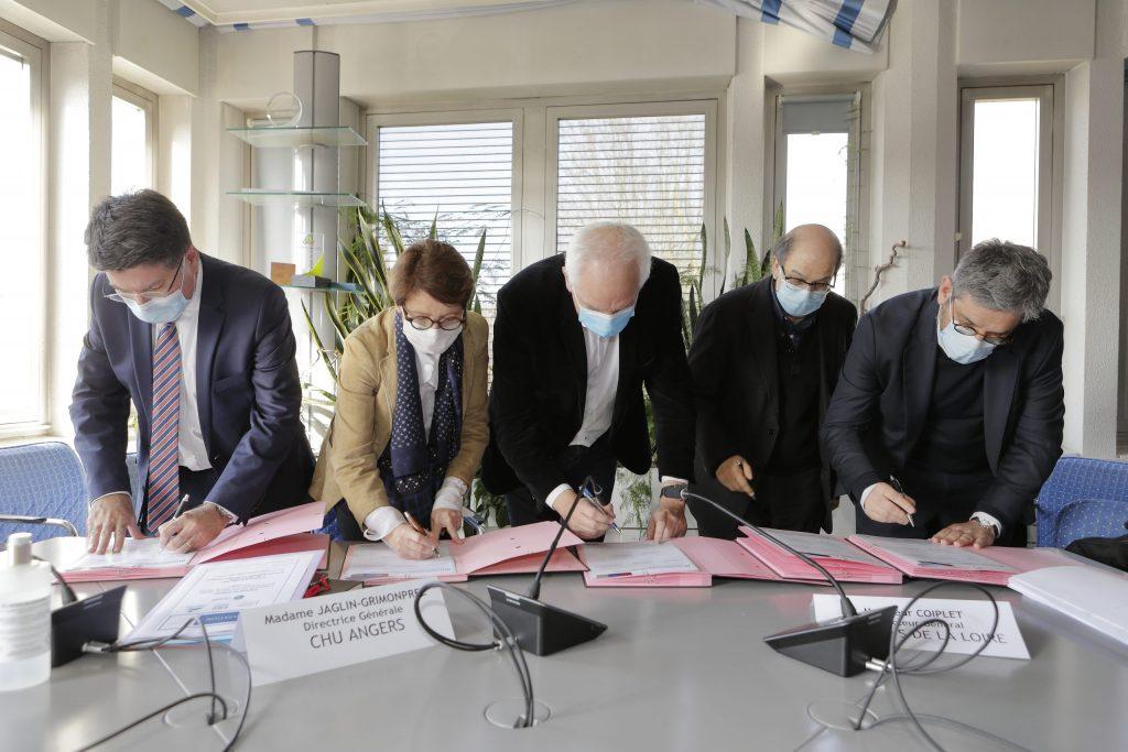 Signature Charte Cancer et Emploi