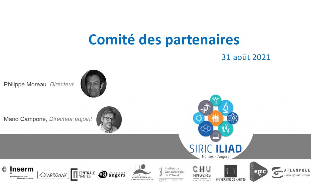 Partners' commitee 2021